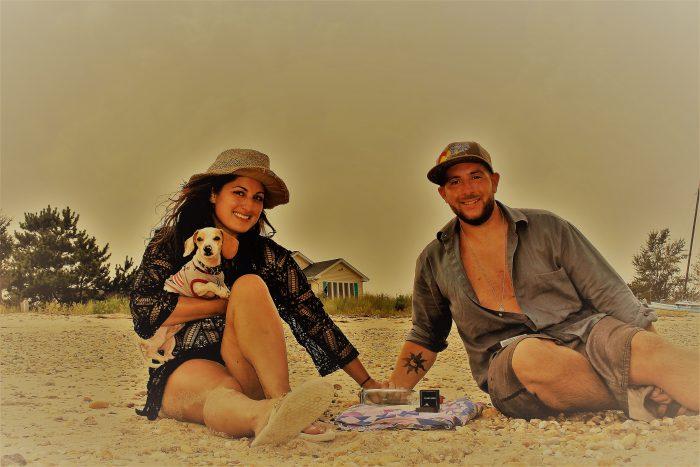 Image 1 of Dan and Lauren