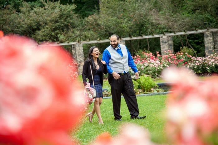 Proposal Ideas Raleigh Rose Garden