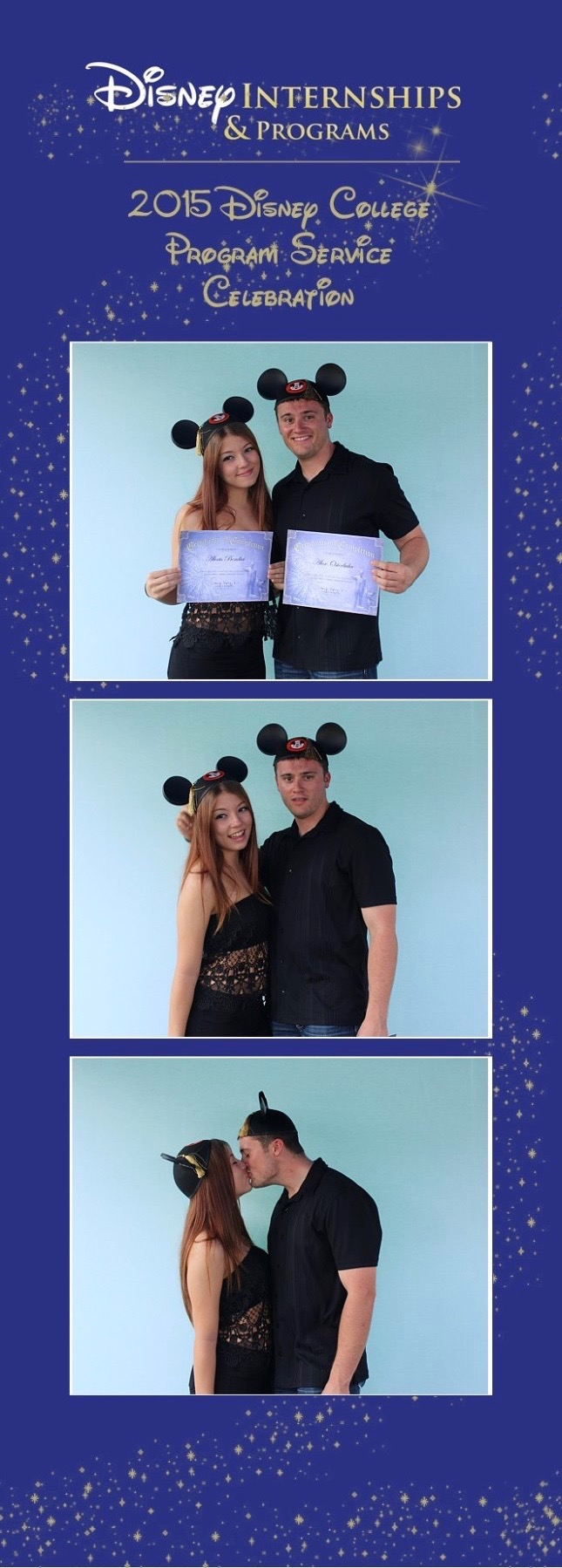 Alexis and Alex's Engagement in Walt Disney World - Magic Kingdom