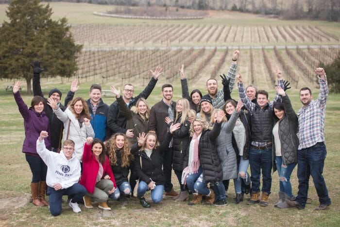 Marriage Proposal Ideas in Arrington Vineyards, Nashville, TN