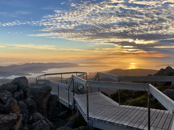 Wedding Proposal Ideas in Mount Wellington (Hobart), Tasmania, Australia
