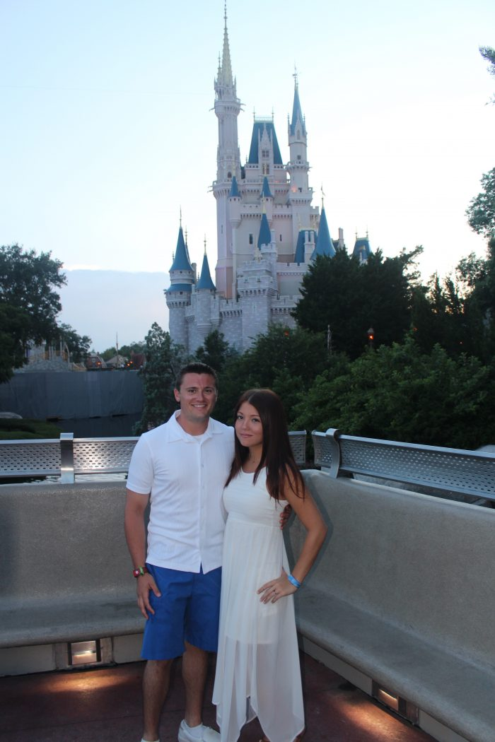 Where to Propose in Walt Disney World - Magic Kingdom