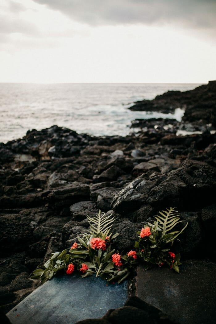 Raquel and Jeffrey's Engagement in The Big Island, HI