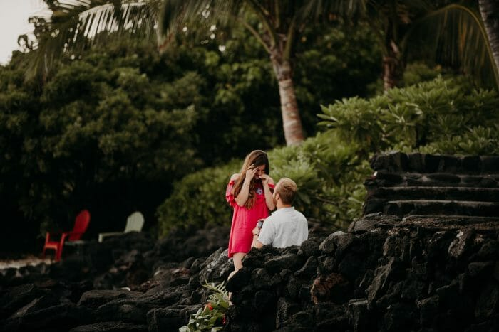 Where to Propose in The Big Island, HI