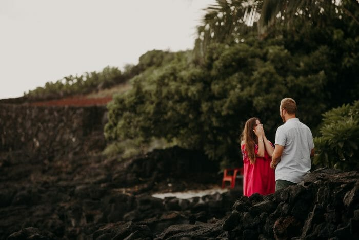 Engagement Proposal Ideas in The Big Island, HI