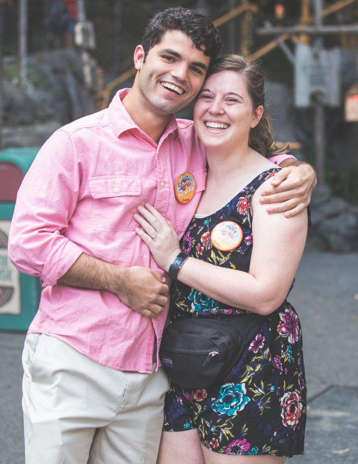 Image 1 of Lauren and Robert Luke