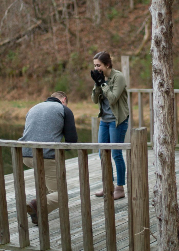 Luke and Gracie's Engagement in Maryville, Tennessee