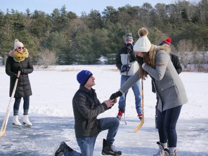 Image 10 of 16 Marriage Proposals Inspired by Lost Loved Ones