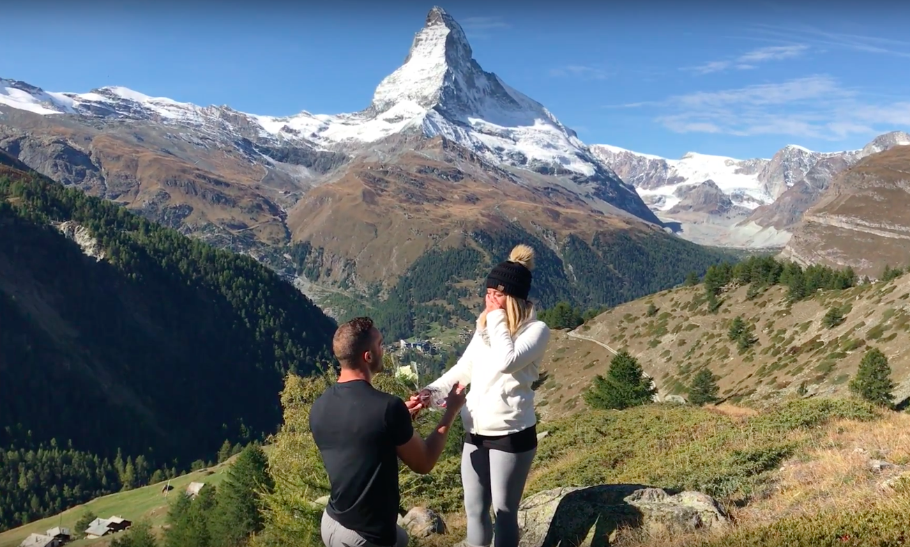 Image 3 of 16 Marriage Proposals Inspired by Lost Loved Ones