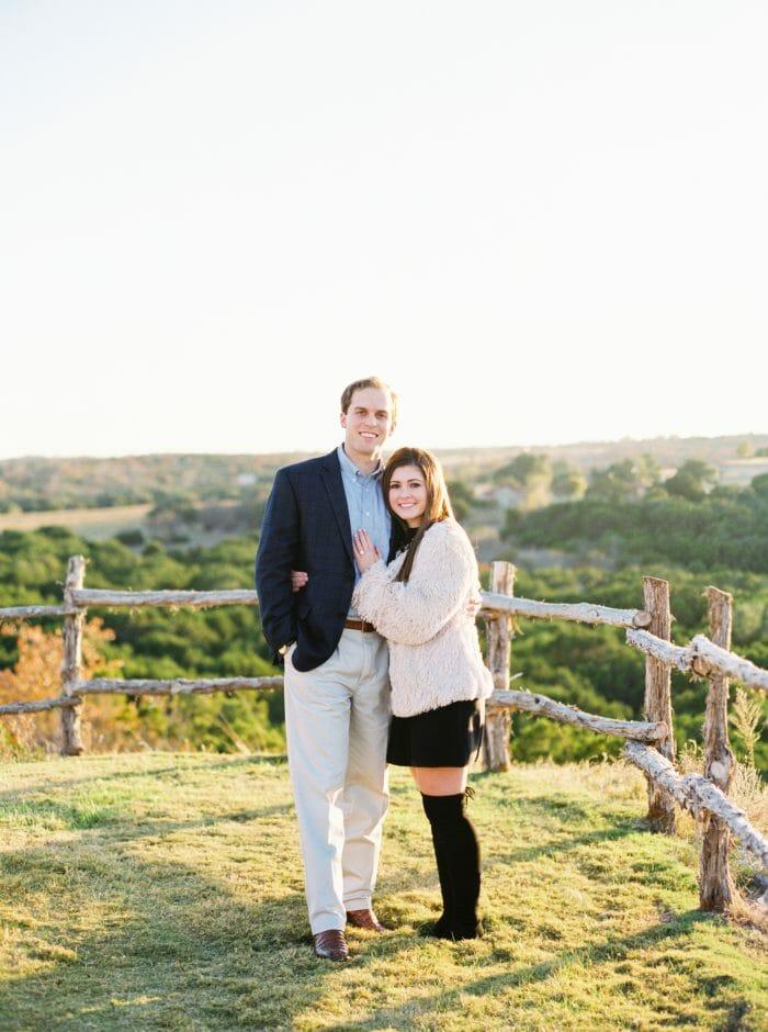 Engagement Proposal Ideas in Dove Ridge Vineyard