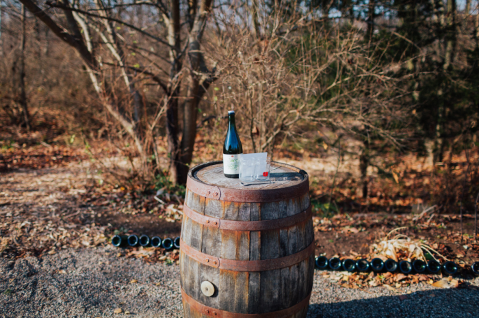 Where to Propose in Virtue Cider