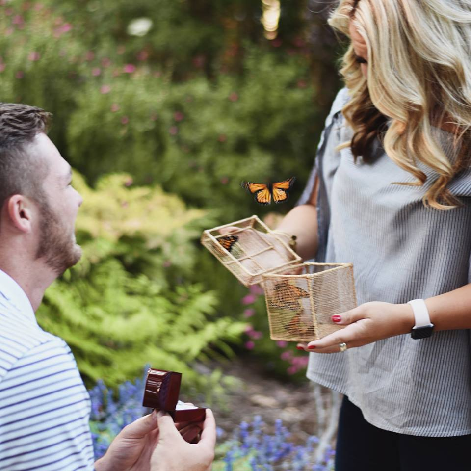 Image 6 of 16 Marriage Proposals Inspired by Lost Loved Ones