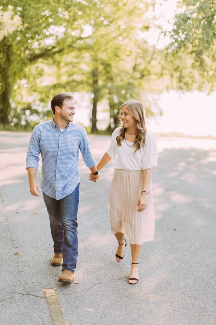 Engagement Proposal Ideas in Fayetteville, Arkansas
