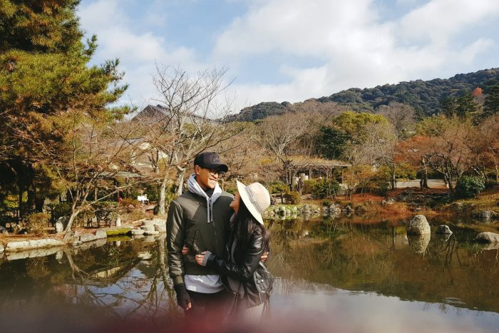 Where to Propose in Hakone, Japan