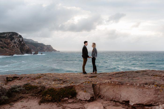 Wedding Proposal Ideas in Alghero, Sardinia