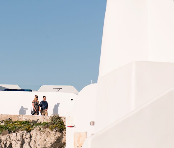 Engagement Proposal Ideas in Santorini