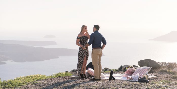 Proposal Ideas Santorini