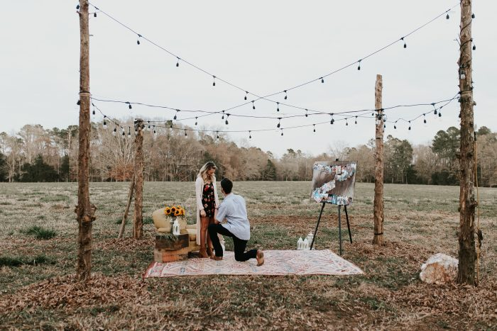 Engagement Proposal Ideas in Saluda, South Carolina