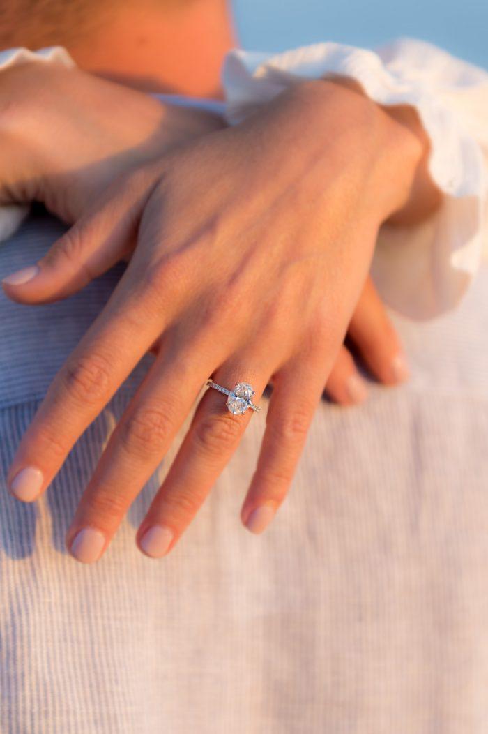 Marriage Proposal Ideas in Aenaon Villas, Santorini