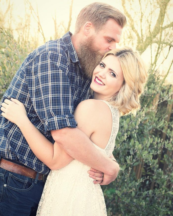 Lindsey and Steven's Engagement in Gilbert, AZ