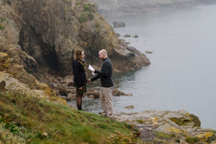 Where to Propose in Dublin, Ireland