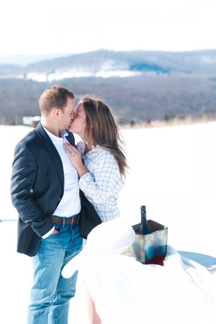Julia's Proposal in Nemacolin Woodlands Resort - Farmington, PA