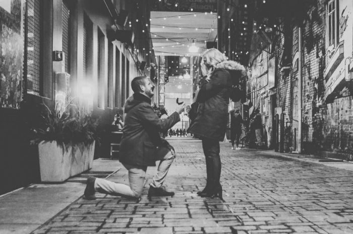 Amber's Proposal in Detroit, MI