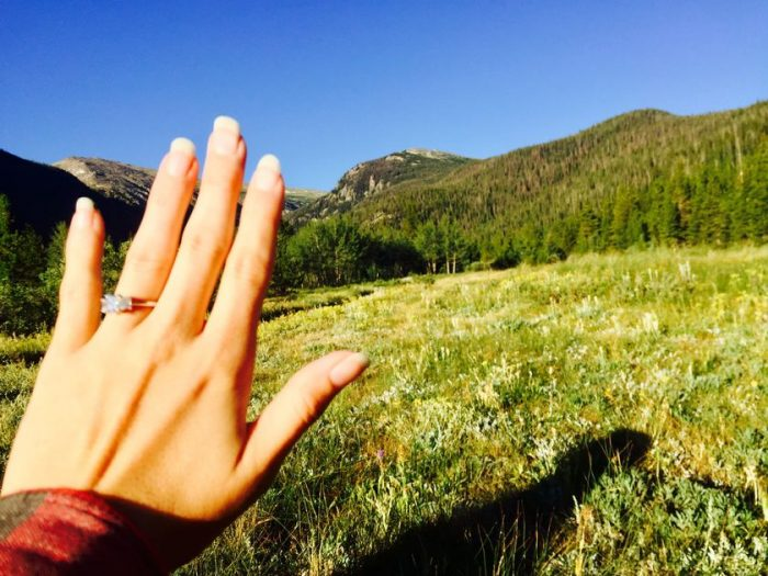 Engagement Proposal Ideas in Pingree Park, Colorado