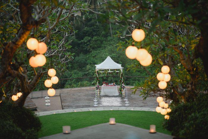Ryan and Katrina's Engagement in Ubud, Bali