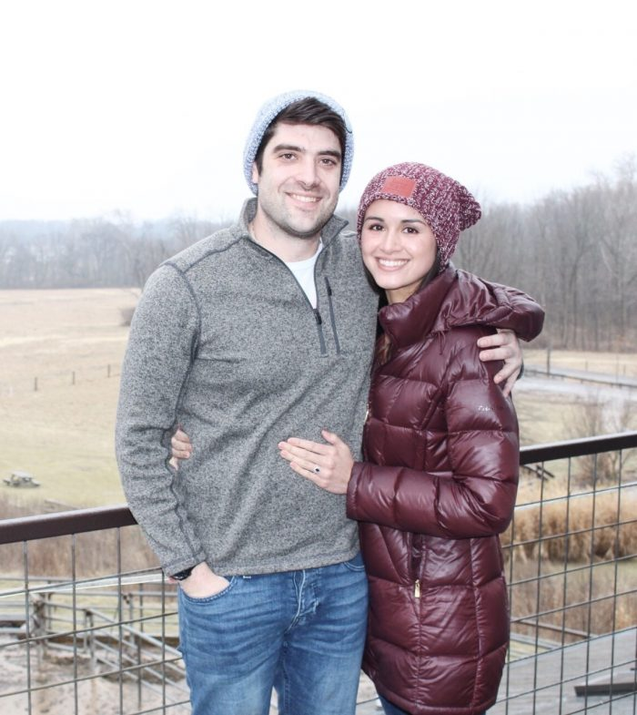 Where to Propose in Zionsville, Indiana