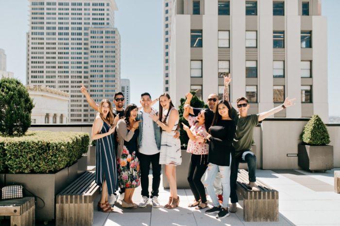 Wedding Proposal Ideas in San Francisco, CA (Rooftop)