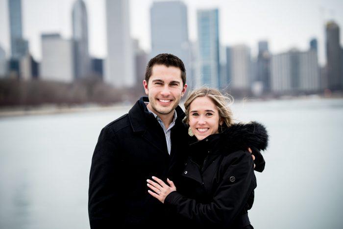 Wedding Proposal Ideas in The Shedd Aquarium
