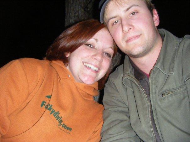 Nikki and Dan's Engagement in Lantern Hill North Stonington, CT