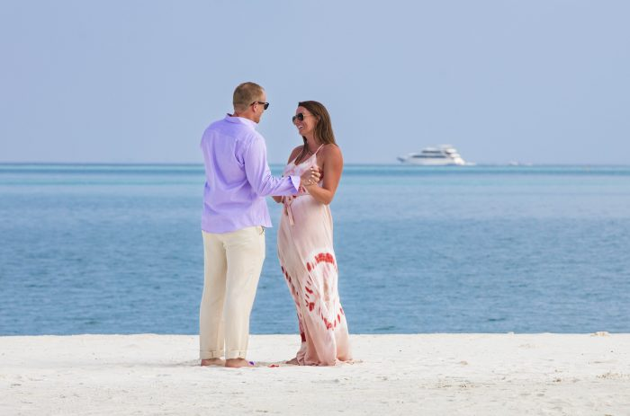Where to Propose in The Maldives