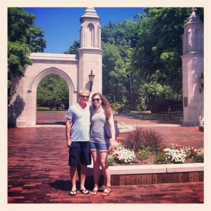 Where to Propose in Indiana University