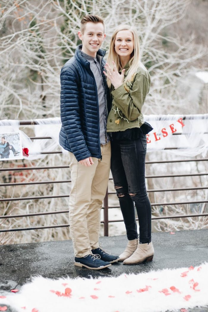 Image 1 of Kelsey and Cade