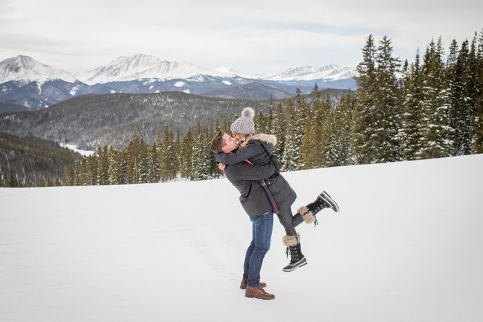 Marriage Proposal Ideas in Keystone, CO