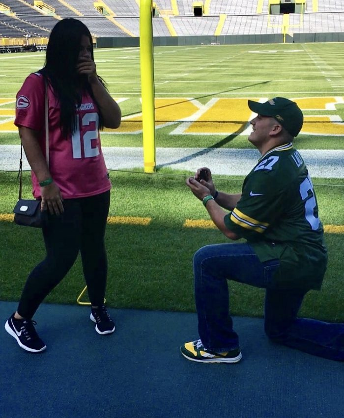 Proposal Ideas Green Bay, Wisconsin