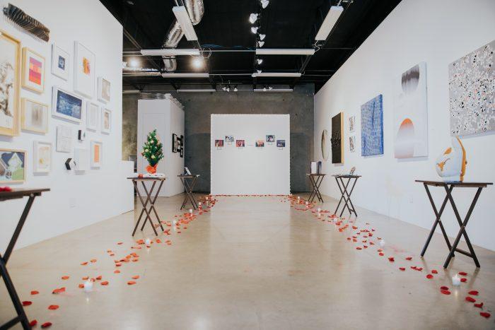 Shaheen's Proposal in Austin, Texas