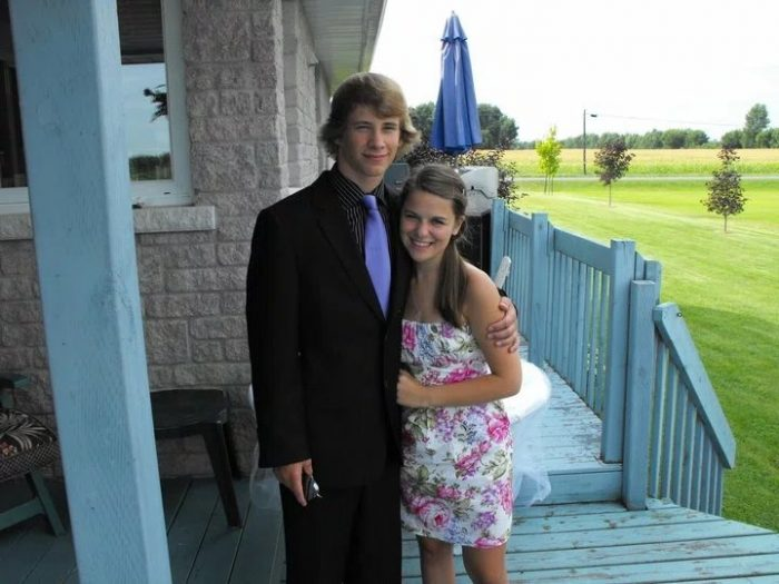Image 1 of Brittany and Mitchell