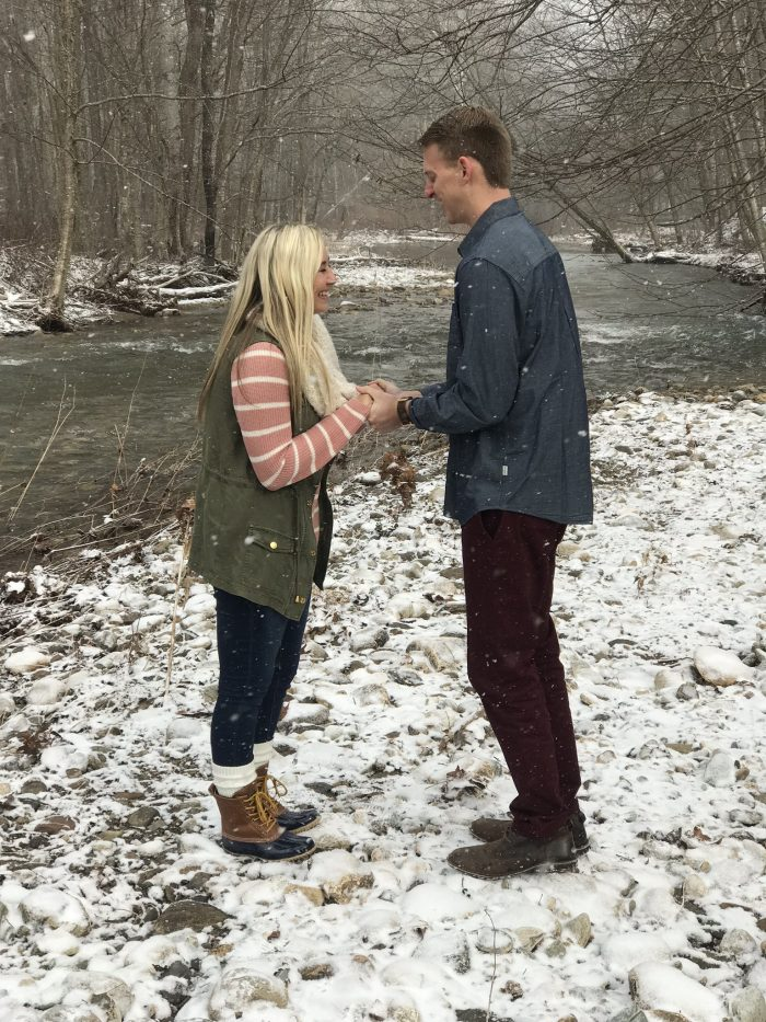 Engagement Proposal Ideas in Boone North Carolina