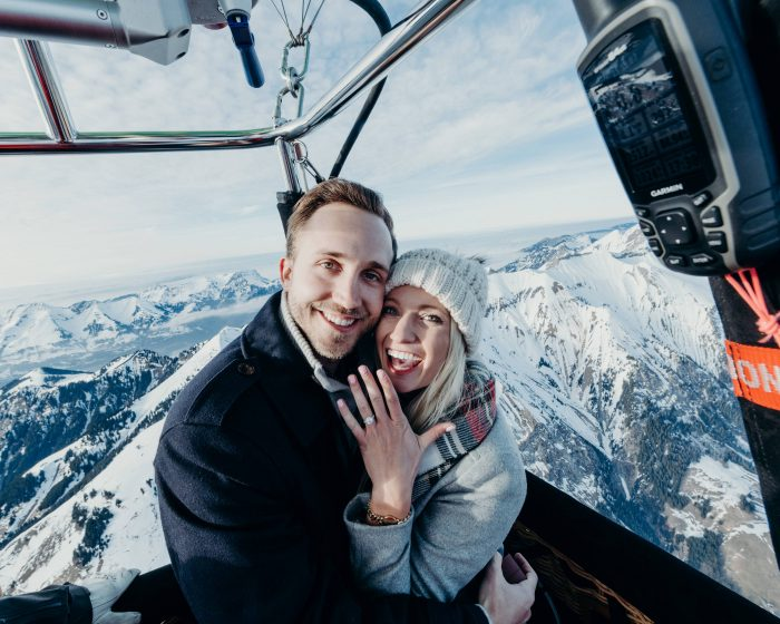 Marriage Proposal Ideas in Switzerland