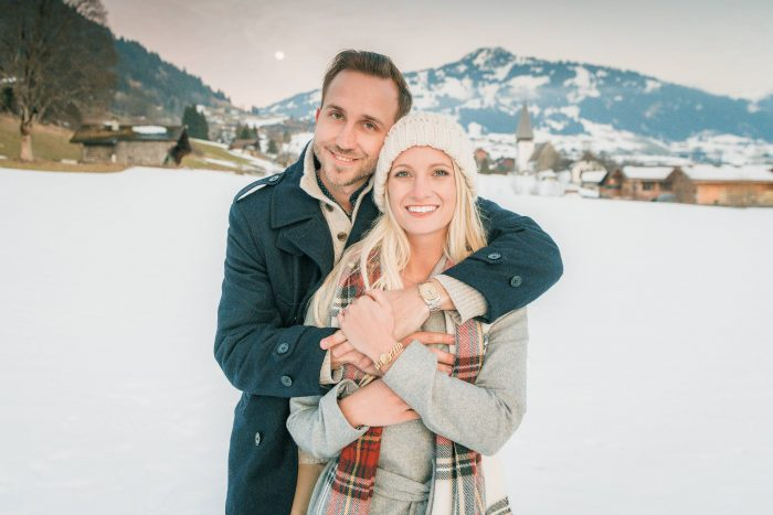 Image 1 of Emily and Greg