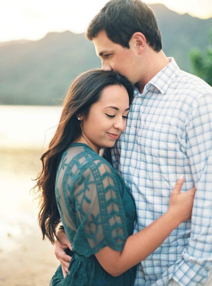 Daron's Proposal in Kaaawa, Hawaii