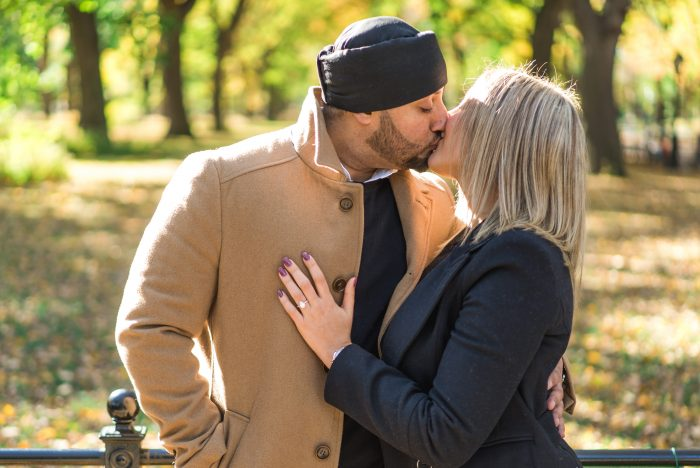 Where to Propose in Central Park, NYC