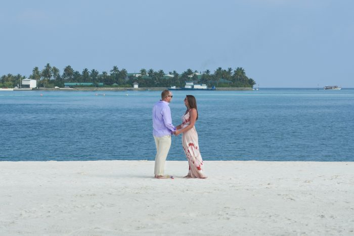 Marriage Proposal Ideas in The Maldives