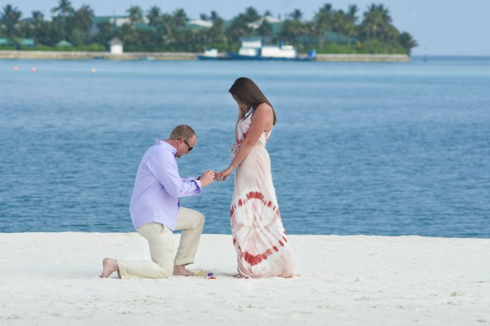 Engagement Proposal Ideas in The Maldives
