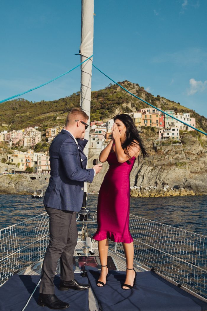Engagement Proposal Ideas in Italy
