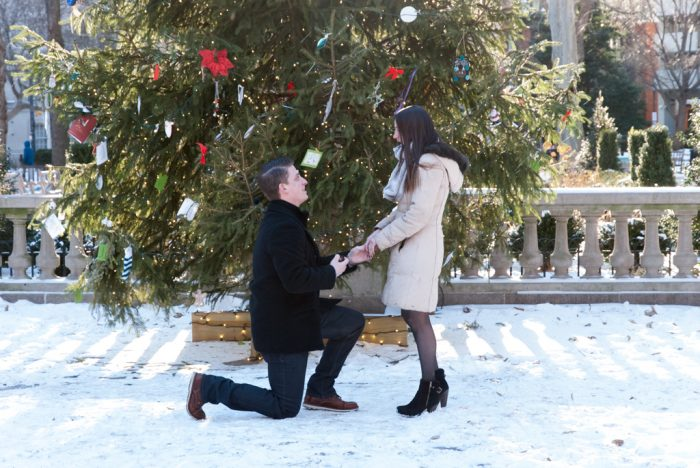Where to Propose in Rittenhouse Square, Philadelphia