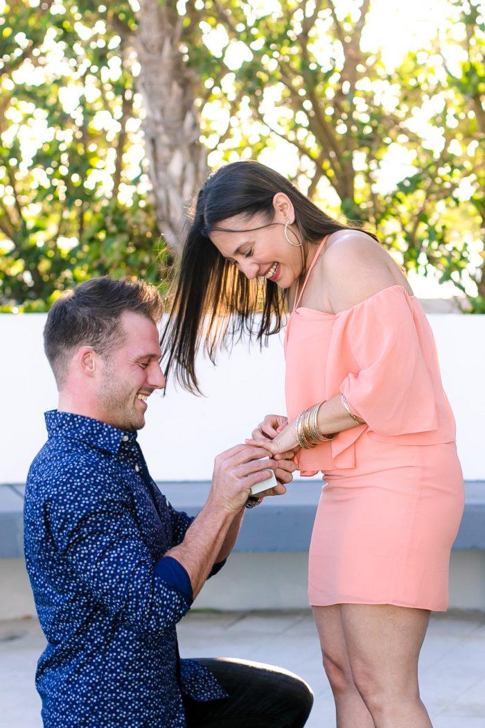 Wedding Proposal Ideas in W Hotel, Fort Lauderdale